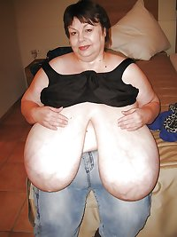 Grandmas Huge Breasts