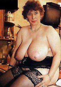 Grandmas Huge Breasts