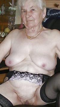 Grab a granny 397