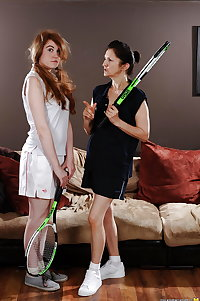 Brutal old and young lesbian punishment PART 1