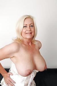 Big Granny Tits