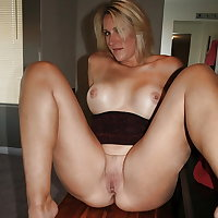 Amateur MILFs, Matures and Grannies #3