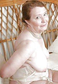 Amateur Mature Granny Tasty Tits