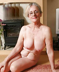 Mature old granny, photo set 459