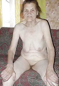 very old women