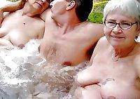 Mature BBW Grannies 1
