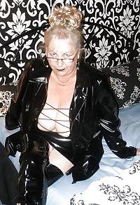 Various granny mature bbw busty clothes lingerie 4