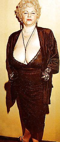 Retro Big Tits Granny Helen Schdmit