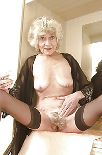 Grey haired pussy Granny Torrie a working girl