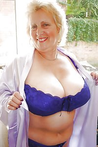 Great GraNNy With HUGE TiTTs MiX OF HER by DarKKo
