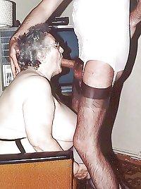 grannys sucking cock