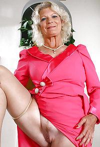 Granny Pussy