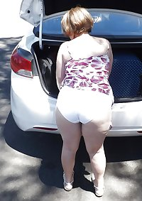 Granny panties excite me part 4