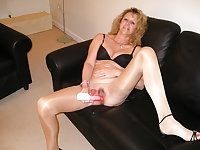 Granny , Mature...Nana's sexy STOCKINGS 4