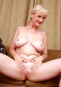 Granny is sexy and naked