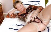 Mature Gold: Big Sexy Mama