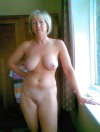Hot top granny