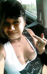 Chicana Latina Tetas Grandes Downblouse Cleavage