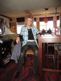 Stockings & Heels granny