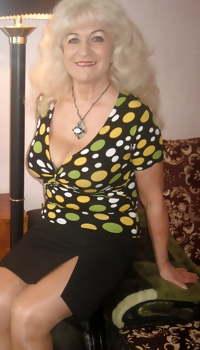Sexy hot granny