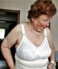 Granny goes girdle