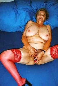 Granny XXX