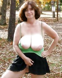 Nice matur big boobs mix