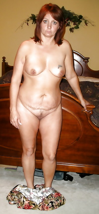 Matures of all shapes and sizes hairy and shaved 289