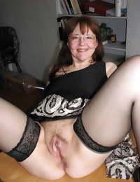 Sexy mature&granny