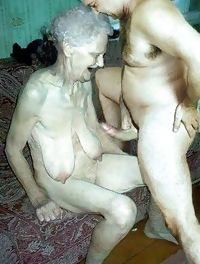 REALLY OLD GRANNIES
