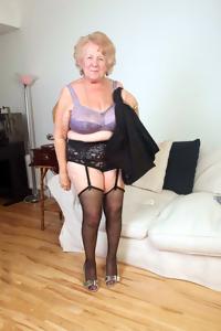 Granny Marg Hammer Fucked Pt1