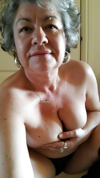 This horny big titted granny slut sure knows to give men a good time