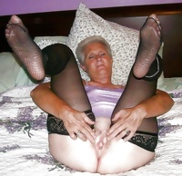 This granny hussy loves fucking and a mouth filled with cum