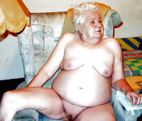 This granny nympho takes all the cocks she gets