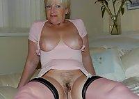 Granny slut fucking and sucking a hard cock