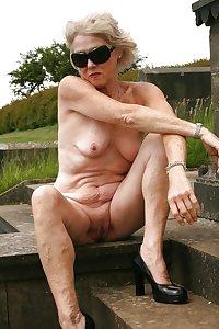 This full madam loves a hard throbbing cock