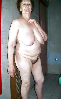 Older Women, nude Aelter Frauen nackt