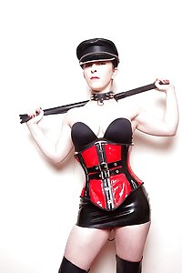 Mistress in leather :-) some old and some new