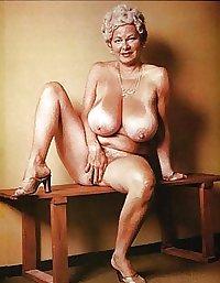 MATURES GRANNIES BBW BIG BOOBS BIG ASS (vintage) 3