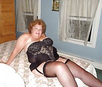 Horny Grannies In Stockings 28