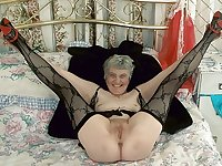 Horny Grannies In Stockings 26