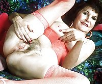 Horny Grannies In Stockings 22