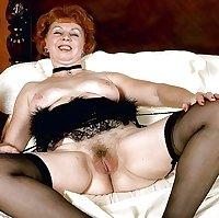 Horny Grannies In Stockings 19