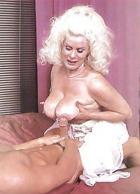 Helga Sven (The Blonde German GILF From Porn's Golden Age)
