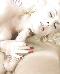 Helga Sven (The Blonde German GILF From Porn's Golden Age)