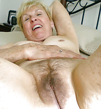 Hairy Pussy Grannies