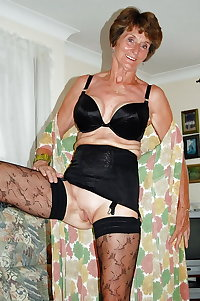 Granny, Matures... Old Hotties in LINGERIE