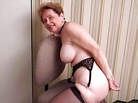 Granny, Matures, Saggy Tits 1