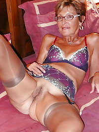 Granny, Mature, Older   LINGERIE 3