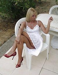 Granny, Mature ...Nana looking sexy, Non Nude 9